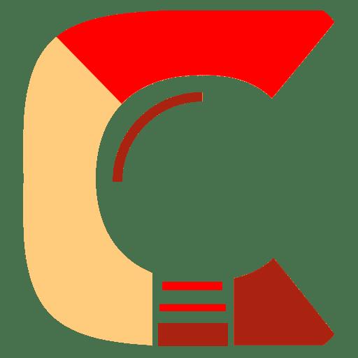 Logo resmi dari website Cerdaskan.ID