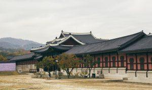 Bangunan mengilustrasikan budaya