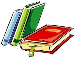Ilustrasi gambar buku pelajaran