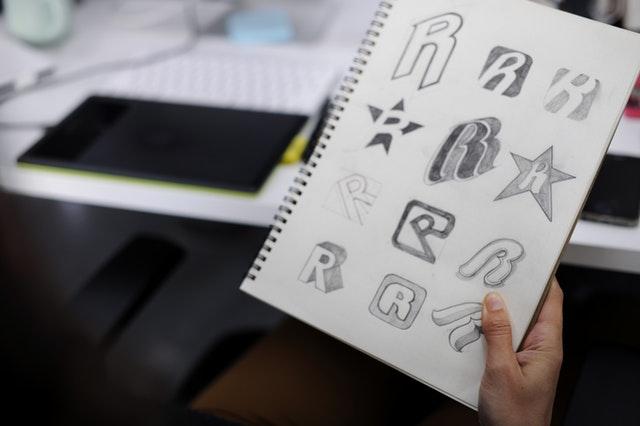 tips membuat logo sederhana bagi pemula, ini tips untuk membuat logo bagi pemula, cara membuat logo pemula, persiapan membuat logo sederhana bagi pemula.